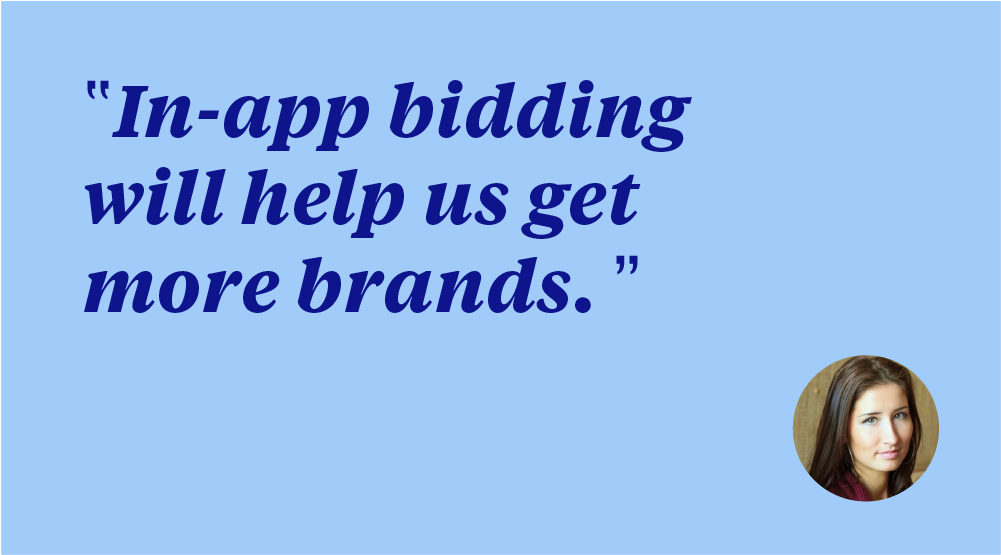 Transitioning to an in-app bidding world | ironSource